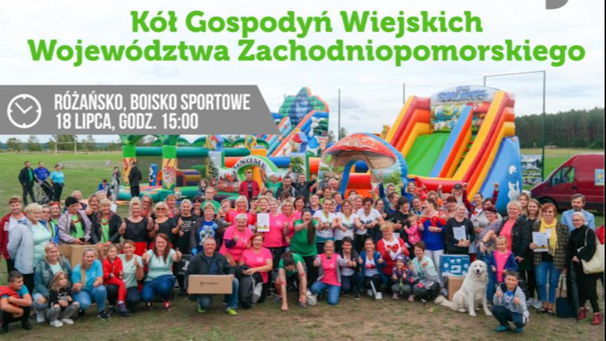 Koła Gospodyń Wiejskich znów zmierzą się w Różańsku!