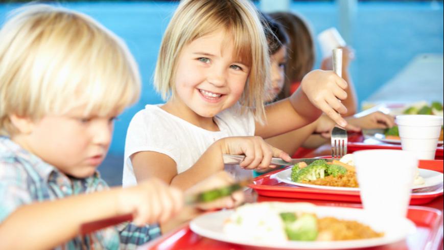 Dofinansowanie posiłków w szkole