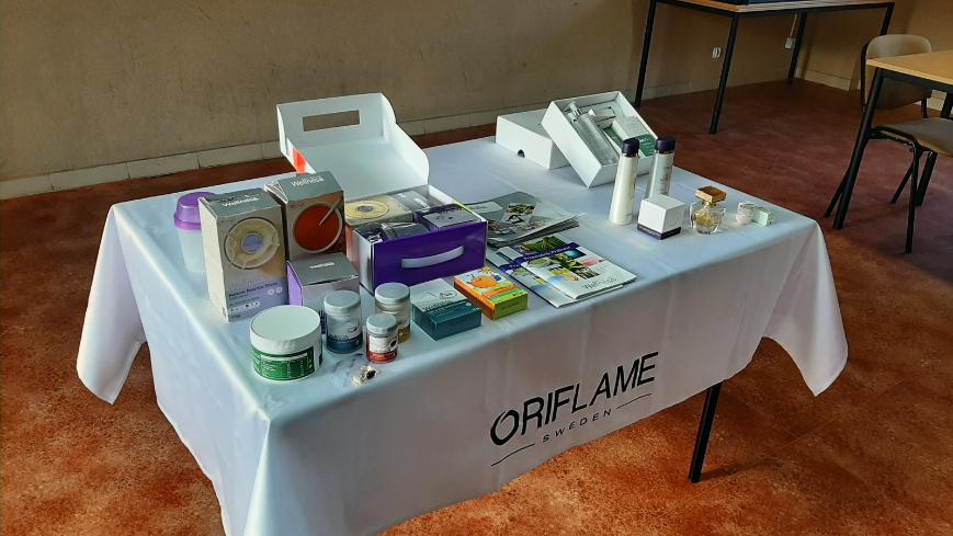 Oriflame i kurs komputerowy
