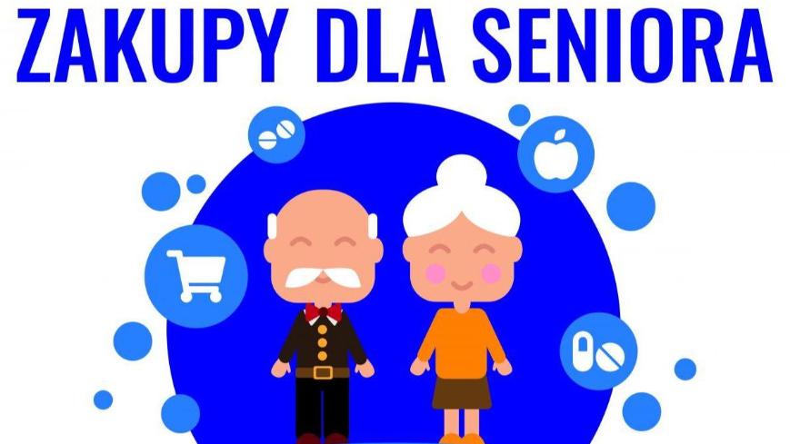 Zakupy dla seniorów
